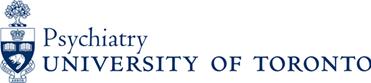 Department of Psychiatry, University of Toronto
